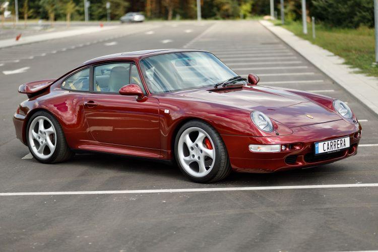 911 turbo (993)